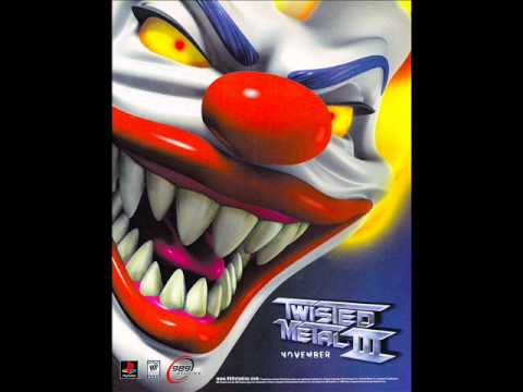 TWISTED METAL 3 soundtrack Rob Zombie   Meet the Creeper