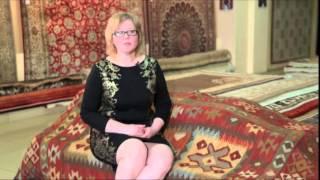 настоящий ковер с Востока. килим, циглер, индийский ковёр, китайский шелковый ковёр