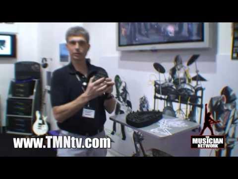 TMNtv - MUSIKMESSE 2010 - JAM HUB | Product Tour w...