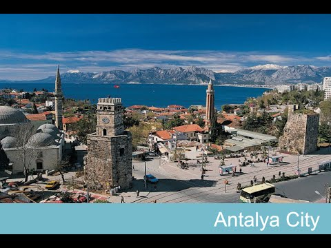 ANTALYA city TURKEY