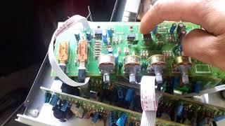 sửa amply chết IC 4558