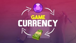 In Game Currency: Two Way