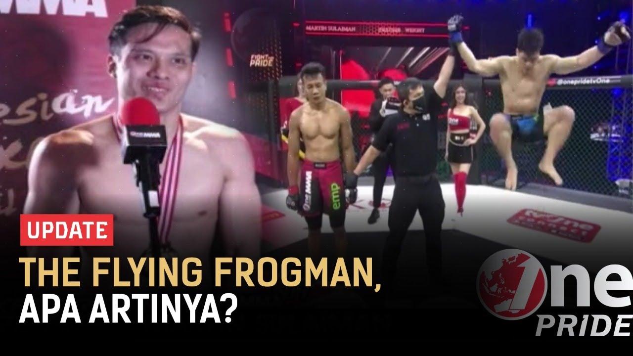 Bongkar Julukan Martin Sulaiman 'The Flying Frogman' | One Pride Update