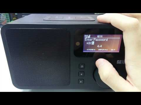 Ocean Digital - How to connect your internet radio to Wifi