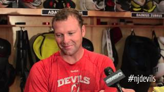 Martin Brodeur on the passing of his father