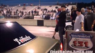 Straightline Racing Mustang vs Pumpgas U S 131 Showdown in Motown