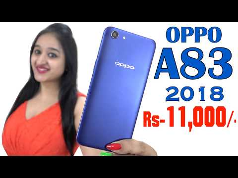 Oppo A832018 Unboxing & Overview in HINDI