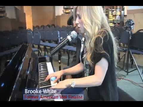 Huffington Post Interview with Former American Idol Star, Brooke White