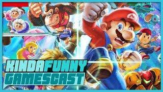 Super Smash Bros. Ultimate! Nintendo E3 2018 Analysis - Kinda Funny Gamescast