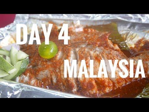 MALAYSIA // Day 4 // A Rainy Food Day in Melaka