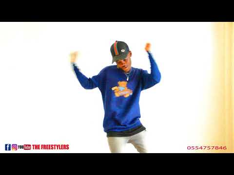 King promise - oh yeah ( official Dance video ) by Mzbell