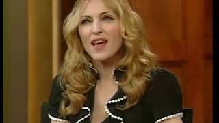 Madonna - Live with Regis and Kelly Interview, 2006