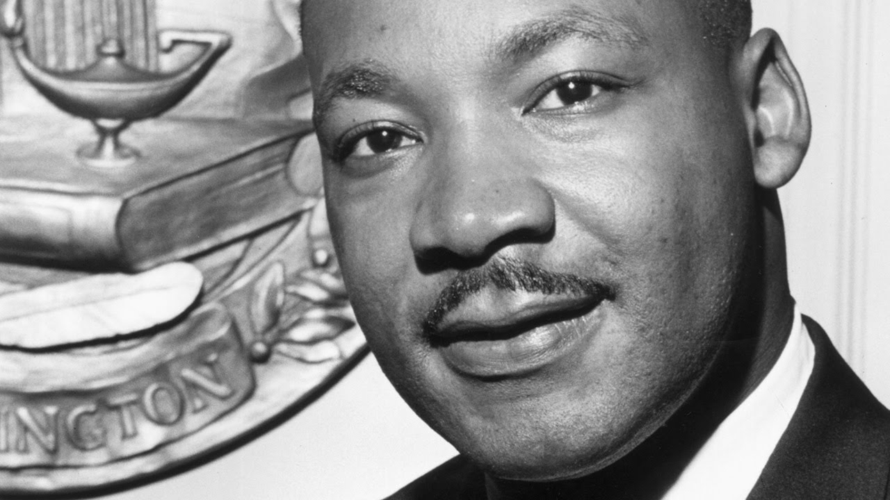 Martin Luther Kings Killer: Dr. Martin Luther King's 'Lost' Speech At The National