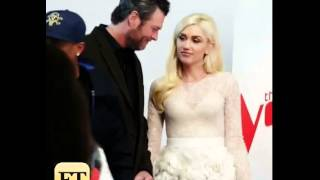 Blake&Gwen: The Voice Finale,Backstage