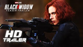 "BLACK WIDOW (May 2020) - Movie Teaser Trailer Concept "" Widow Origin "" Scarlett Johansson"