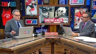 Sportsnet Tim & Sid (Gene Principe on Oilers Trade Deadline) February 23, 2016