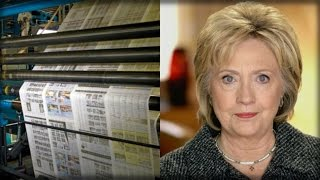 OUCH: LOOK WHAT JUST HAPPENED TO THIS AZ NEWSPAPER AFTER ENDORSING CLINTON
