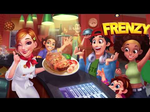 Cooking Frenzy — A game you can't put down!