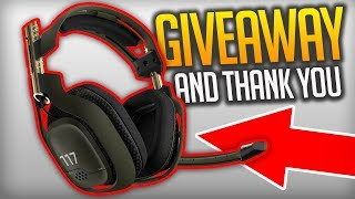 Video EPIC Halo Giveaway + THANK YOU From HaloFollower download MP3, 3GP, MP4, WEBM, AVI, FLV November 2017