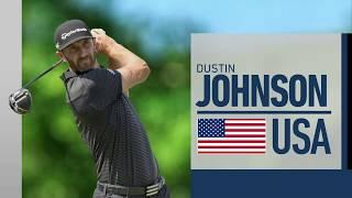 Dustin Johnson - 2018 U.S. Open - Round 3