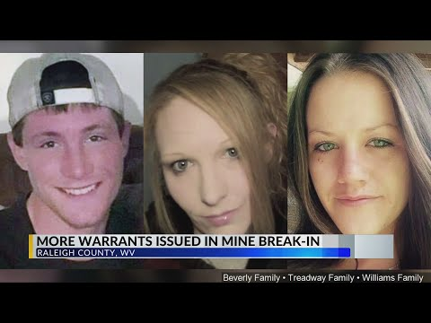 3 More Warrants Issued in Raleigh County Mine Break-In - YouTube