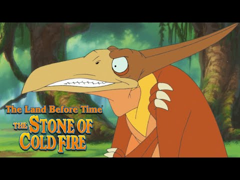 Scary Pterodactyls | The Land Before Time VII: The Stone of Cold Fire