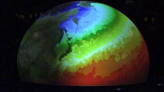 Earth Simulator Predicts Seasonal Climate Variations #DigInfo