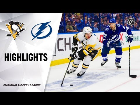 Sports Wrap with Ron Potesta - Lightning Zap Penguins