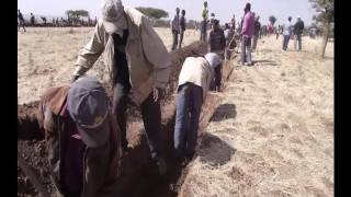 Oromia region people are working hard to liberate from poverty!