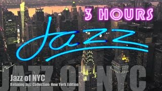 Jazz in New York, Best of New York City Jazz Music/New York Metropolitan Jazz Chillout Luxury Lounge(Jazz in New York: the best New York City jazz music collection: a New York metropolitan jazz lounge chillout video. Original Music by David Lewis Luong, ..., 2015-01-08T21:58:41.000Z)