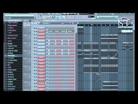 Krewella - Alive (Hardwell Remix) Complete Remake