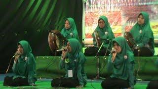 Al Hasyimiyah - Qolbi Lak & Shollu 'Alannurilladzi (FesBan SMADA)