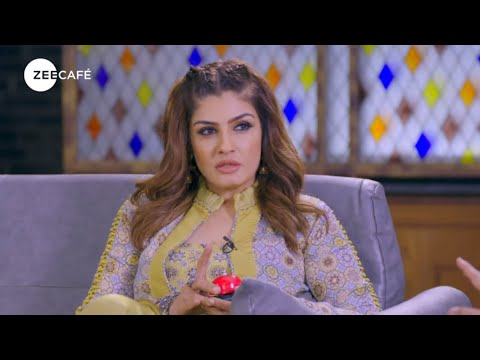 Café Shots | Under 5 with Raveena Tandon | Not Just Supper Stars