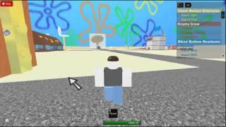 stevo983's ROBLOX krusty krab :D