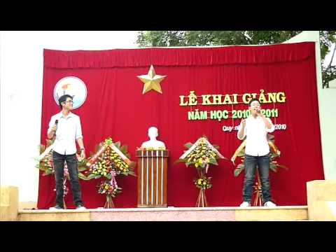 [Lễ Khai Giảng 2010 - 2011] Cho Bạn Cho Tôi
