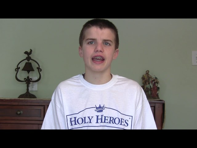 Cycle B: Sunday Gospel Video, The 3rd Sunday of Lent