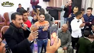 نزيه العلاري واكرم قعوار محاوره ناريه مع ايقاع العريس رائد هرشه