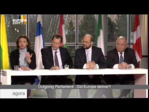 agora special - european elections 2009 - part 2