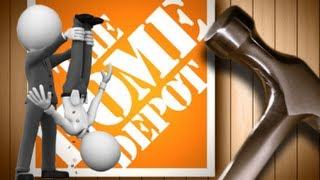 Home Depot in class-action suit for shake down of shoplifters