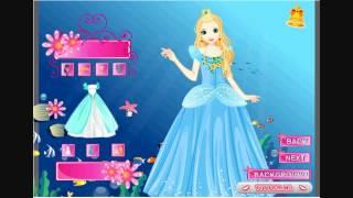 Princesa Ariel - Juegos de Vestir
