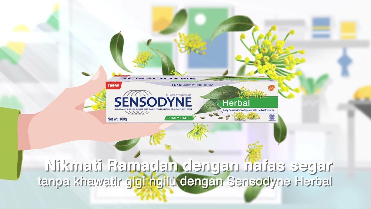 Sensodyne Ramadan 2021 - Tante Galak (6s ver. 2)