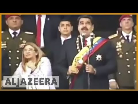 🇻🇪 Venezuela's President Maduro survives drone 'attack' | Al Jazeera English