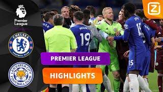 DE IRRITATIES LOPEN HOOG OP! 😯   Chelsea vs Leicester   Premier League 2020/21  