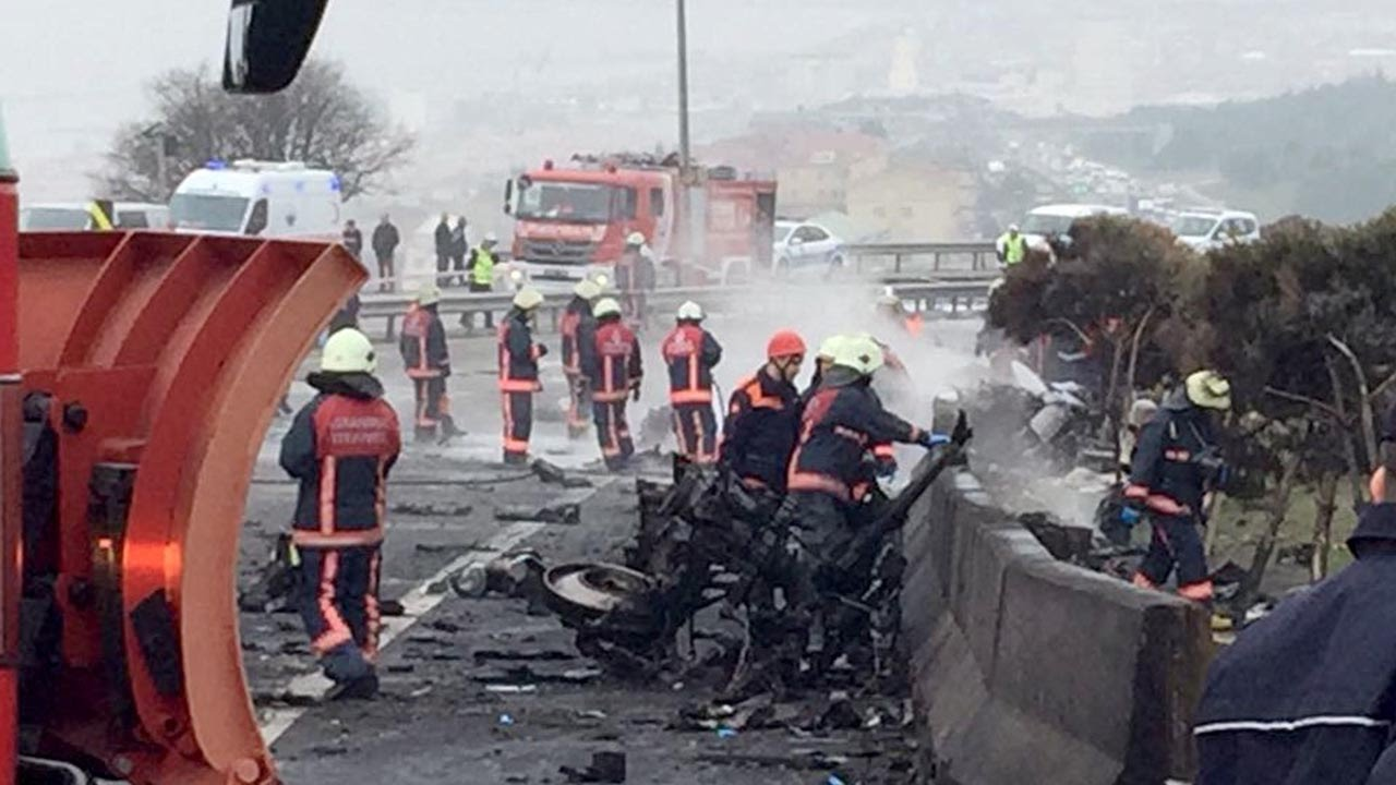 Russians killed in helicopter crash in Istanbul 5