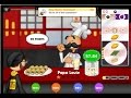 Papa's Sushiria - Papa Louie & All Tea Bubbles Unlocked!