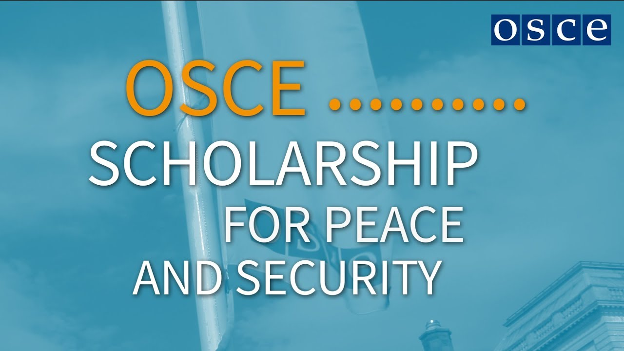 Download Video Report: OSCE Scholarship for Peace and Security 2018