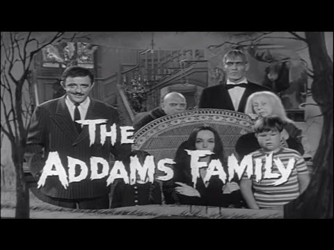 THE ADDAMS FAMILY Theme Song Remix! Remix Maniacs