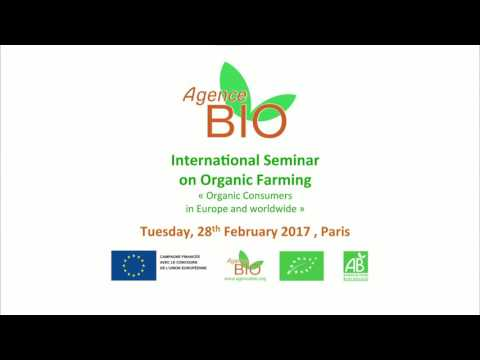International Seminar on Organic Farming - 9h30