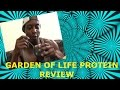 Garden of Life Plant Protein Review