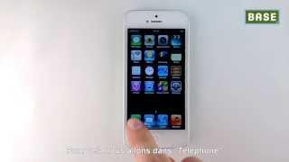 FR - iOS: Configurez la fonction SMS sur votre iPhone (iOS) : simple et rapide !